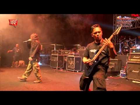 JASAD Live At Hellprint MONSTER OF NOISE 2