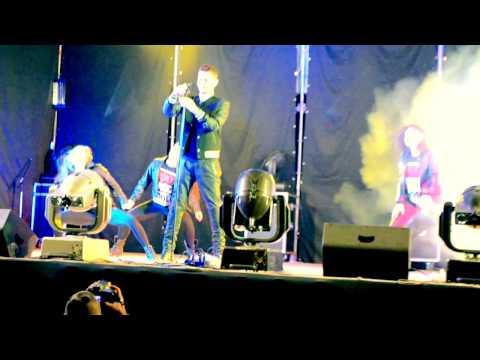 Akcent - Love Stoned (Live in Ukraine, Nikopol city)