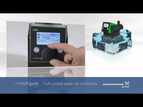 Grundfos Introduces SMART Digital Dosing Pumps