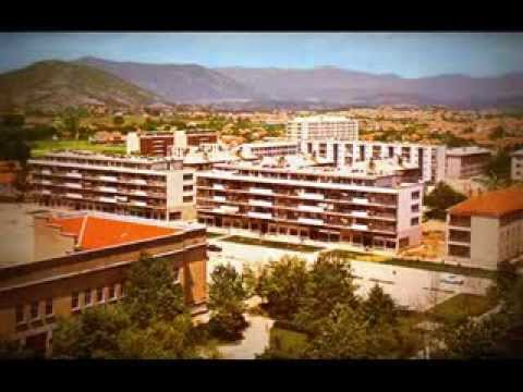 Nikšić sedamdesetih godina XX vijeka...