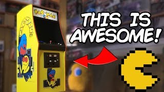 The BEST Mini- Arcade Yet! Pac-Man!