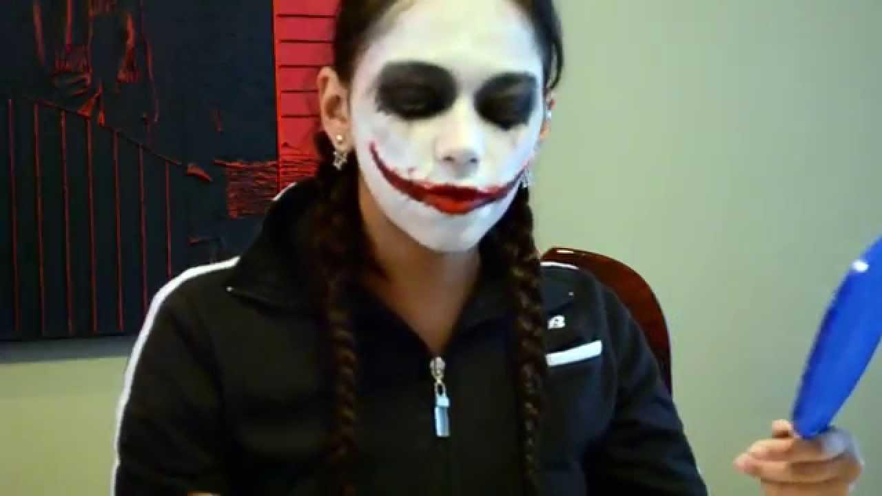 Joker Make Halloween