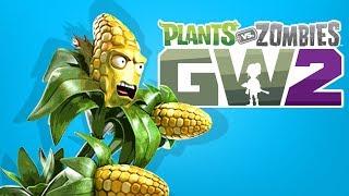 Colonelul Cucuruz | Plants vs Zombies: Garden Warfare 2