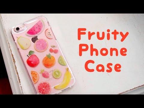 DIY Fruity Phone Case | Resin Craft|