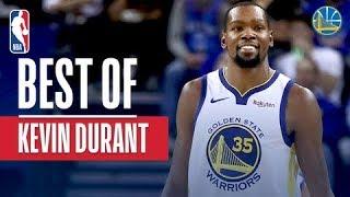 Best of Kevin Durant So Far This Season