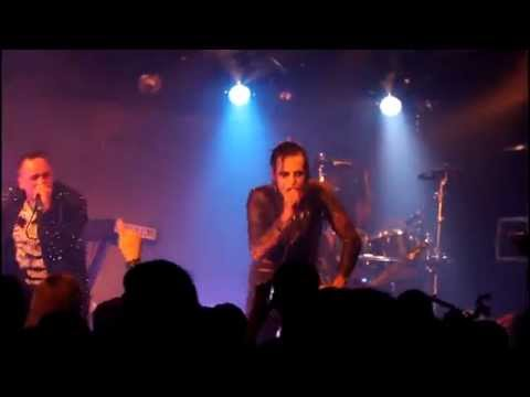 Lord Of The Lost - Marching Into Sunset @ Kulturwerk 118, Sursee 11.10.2014