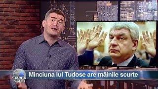 Starea Naţiei: Minciuna lui Tudose are mâinile scurte