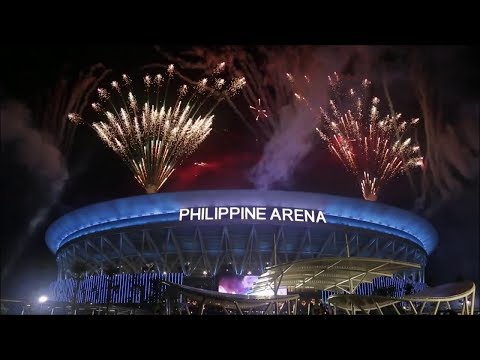 30th SEA Games Opening Ceremony Venue: The Philippine Arena