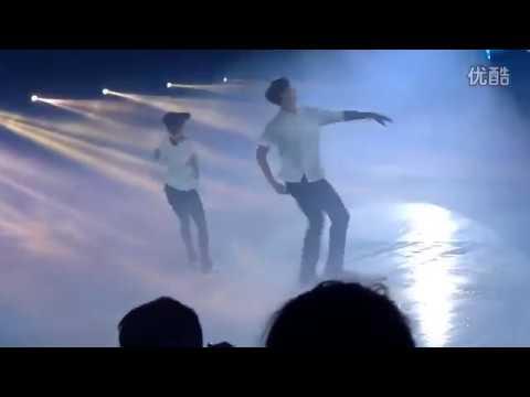 2015 0430 WANG Shiyue/LIU Xinyu Ice Show Gala