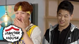 Lee Ki Hong...a Sweet Guy With a Cute Smile~💕 [Master in the House Ep 36]