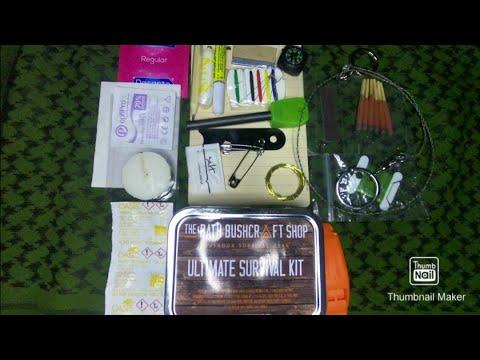 £15 pocket survival kit review