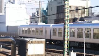 西武池袋線 特急むさし67号 飯能行き 西武001系 Laview 2019.03.24