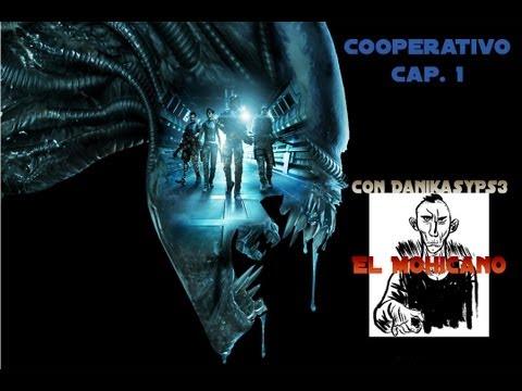 Alien Colonial Marine cooperativo con DanikasyPS3