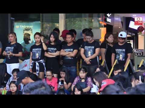 David Lai - ခ်စ္ေနေသာ္လည္း Album Promotion Show