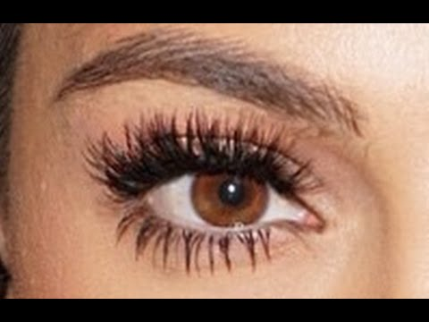 15b4dd33841 How To Apply False Lashes | Eye Makeup Tutorial | Teni Panosian - YouTube