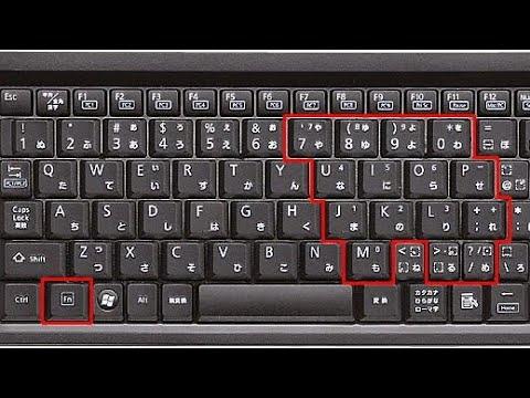 Cara Mudah Mengatasi Keyboard Laptop Error (Yang Di tekan Tombol Huruf yang Muncul Angka)