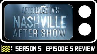 Nashville Season 5 Episode 5 Review & After Show | AfterBuzz TV