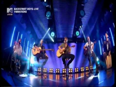 04. Madeleine (Backstreet Boys @ Mtv Live vibrations)