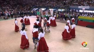 Enart 2013 - CTG Rincão da Alegria - Domingo