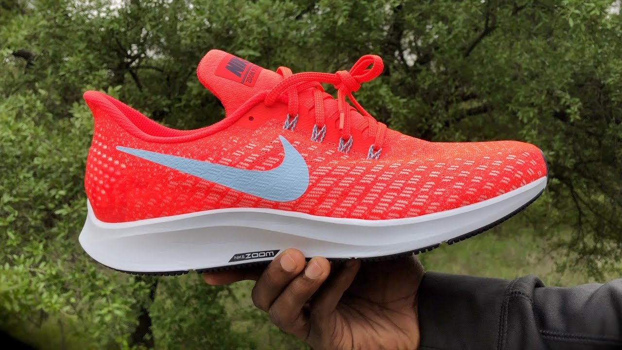 newest 9fcb8 c21fb NIKE ZOOM PEGASUS 35 REVIEW | 2018 - YouTube