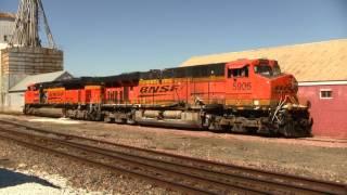 Bnsf Missouri Trains Centralia Il Mount Vernon Il Dupo