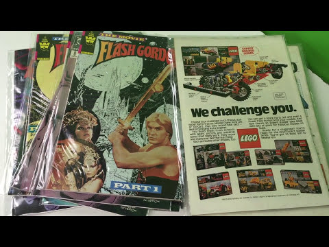 Finding Uses For Comic Books #sssveda August 4, 2016