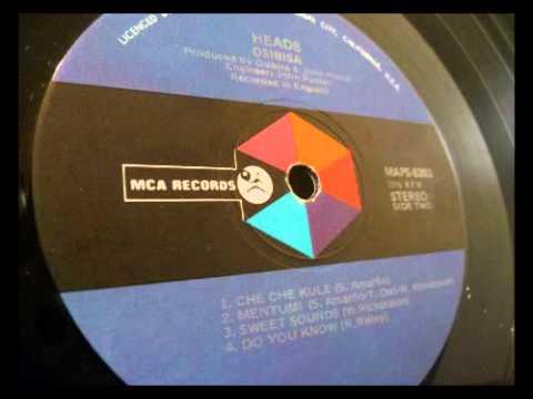 Osibisa - Sweet Sounds (1972)