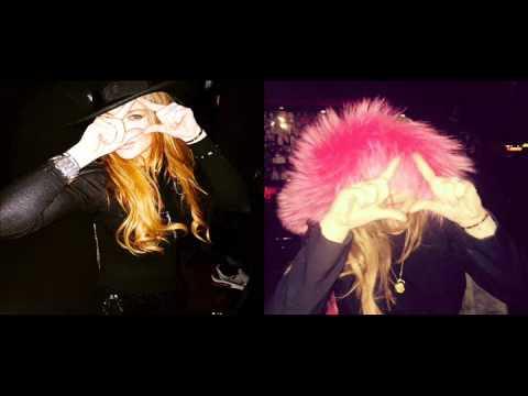 Lindsay Lohan Illuminati Photos exposed! Secret Society member, or victim? Hand Symbol pictures!