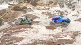 wltoys 10428 and wltoys 12428 RC rock crawler 1
