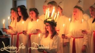 LIVE ♫ Luciavisa från Dalsland - Arrangement by Ellie Stjerna