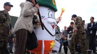 [20131103]航空自衛隊入間航空祭x14「パックさん~第1高射群第4高射隊~」
