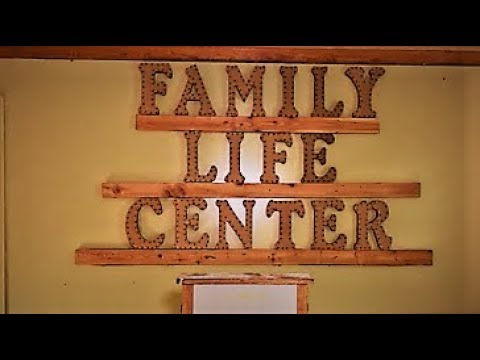 Abandoned Family Life Center ~ Lost Faith ~ ? Exploring Badlands ?