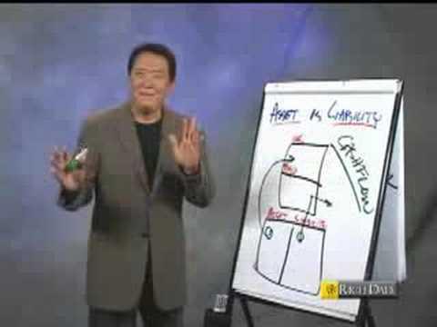 Is Your House an Asset? Let Robert Kiyosaki explain to you