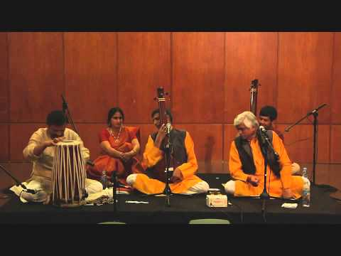 Dhrupad music concert by Gundecha Brothers