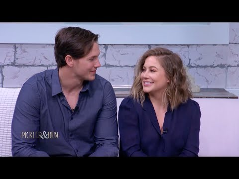 Shawn Johnson East on Marriage, YouTube and Retirement  Pickler & Ben