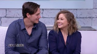 Shawn Johnson East on Marriage, YouTube and Retirement - Pickler & Ben