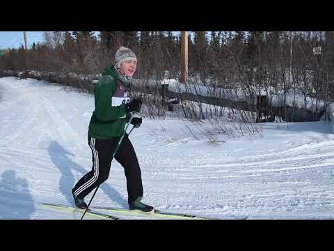 Top of the World Loppet - Inuvik 2021