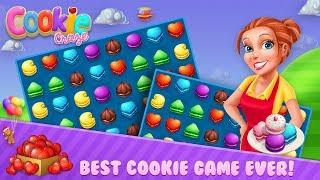 Play now:https://goo.gl/skNEYC Sarah is a crazy cookie maker. She i...