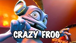 Crazy Frog - Daddy DJ (Official Video)