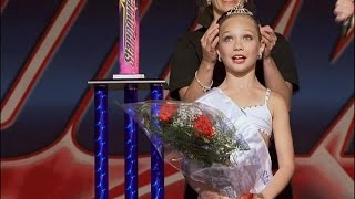 DANCE MOMS: ALL Maddie Ziegler ranked solos EACH SEASON