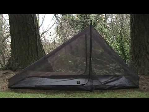 Only The Lightest, Ch 117: Six Moon Designs Haven Net Tent Review