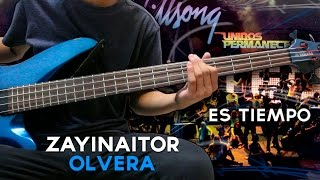 Es Tiempo - The Time Has Come - Hillsong United (TAB) Bass/Bajo
