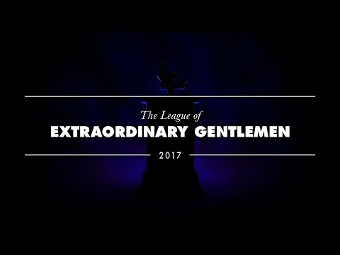 The League of Extraordinary Gentlemen Invite Video 2017