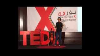 Asala Thaer at TEDxYouth@Baghdad