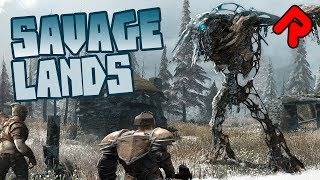 Savage Lands gets first update in a year! | Let