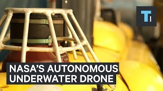NASA's autonomous underwater drone