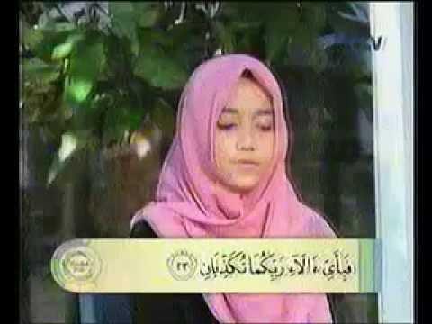 Download Lagu Murrotal Wirda Mansur, surah Ar rahman