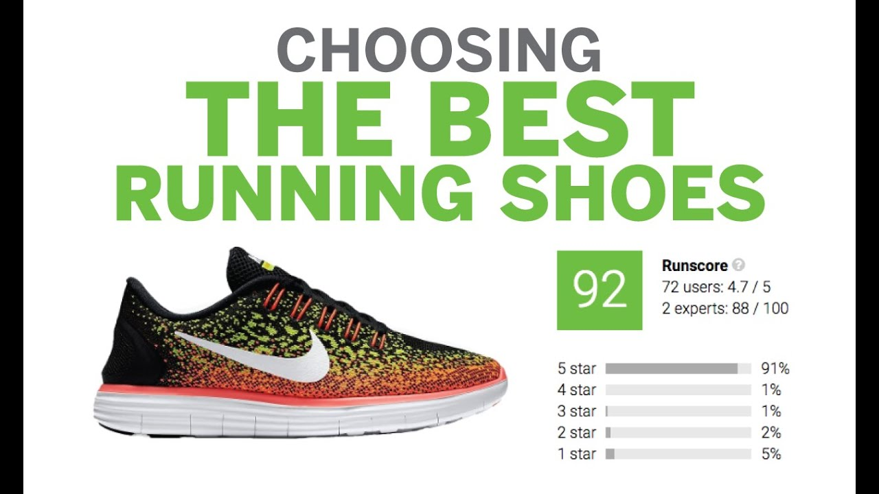 e2c1f1a32c185 Choosing the Best Running Shoes with RunRepeat - YouTube