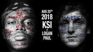 KSI VS LOGAN PAUL |  OFFICIAL FIGHT PROMO TRAILER 2018
