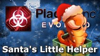 Plague Inc: Official Scenarios - Santa's Little Helper (Mega Brutal)